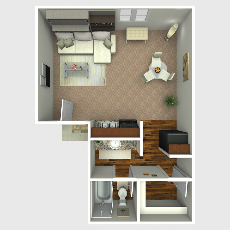 E2 floor plan image