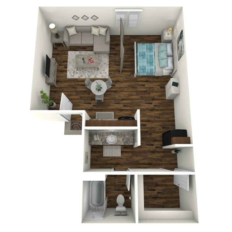 Floor plan image of E2