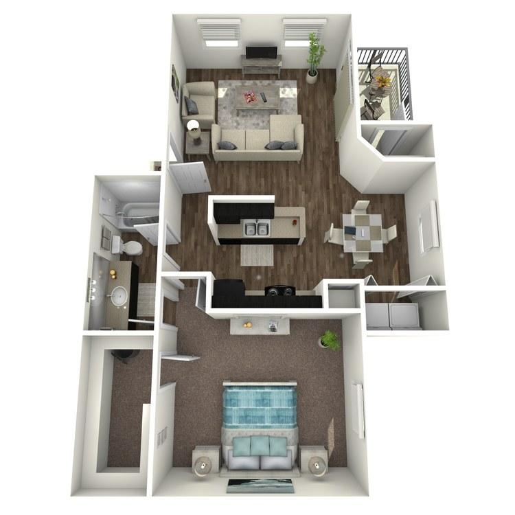 Floor plan image of Fir