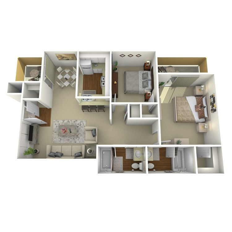 Floor plan image of Coronado