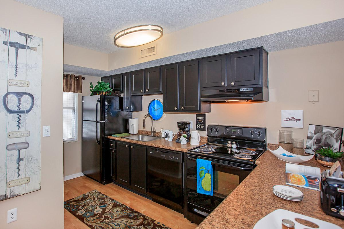 Waterford Villages offers you an all-electric kitchen