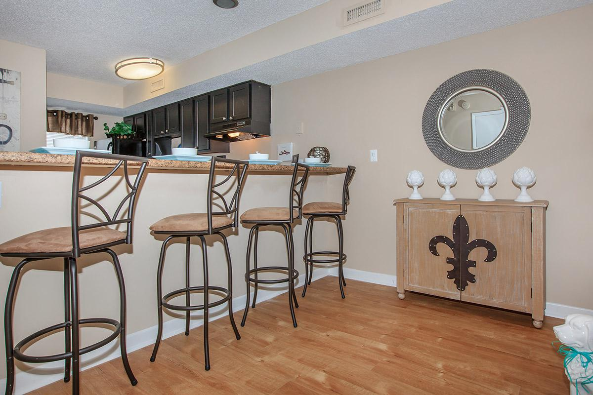 Waterford Village has newly renovated kitchens