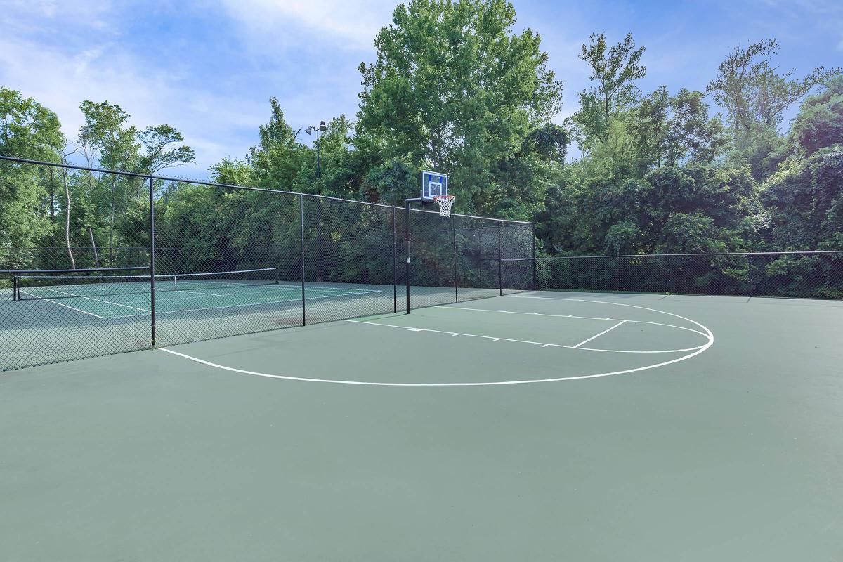 Basketball Court at Waterford Village