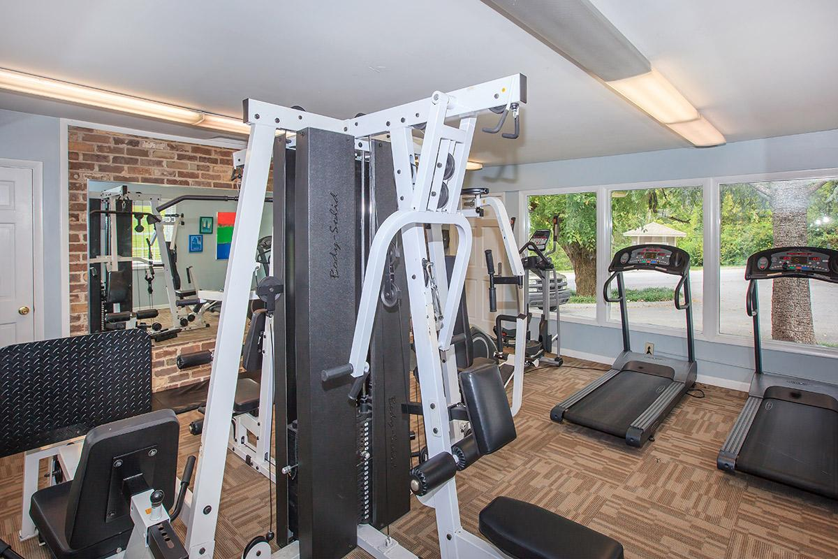 Fitness Center at Waterford Village Apartments