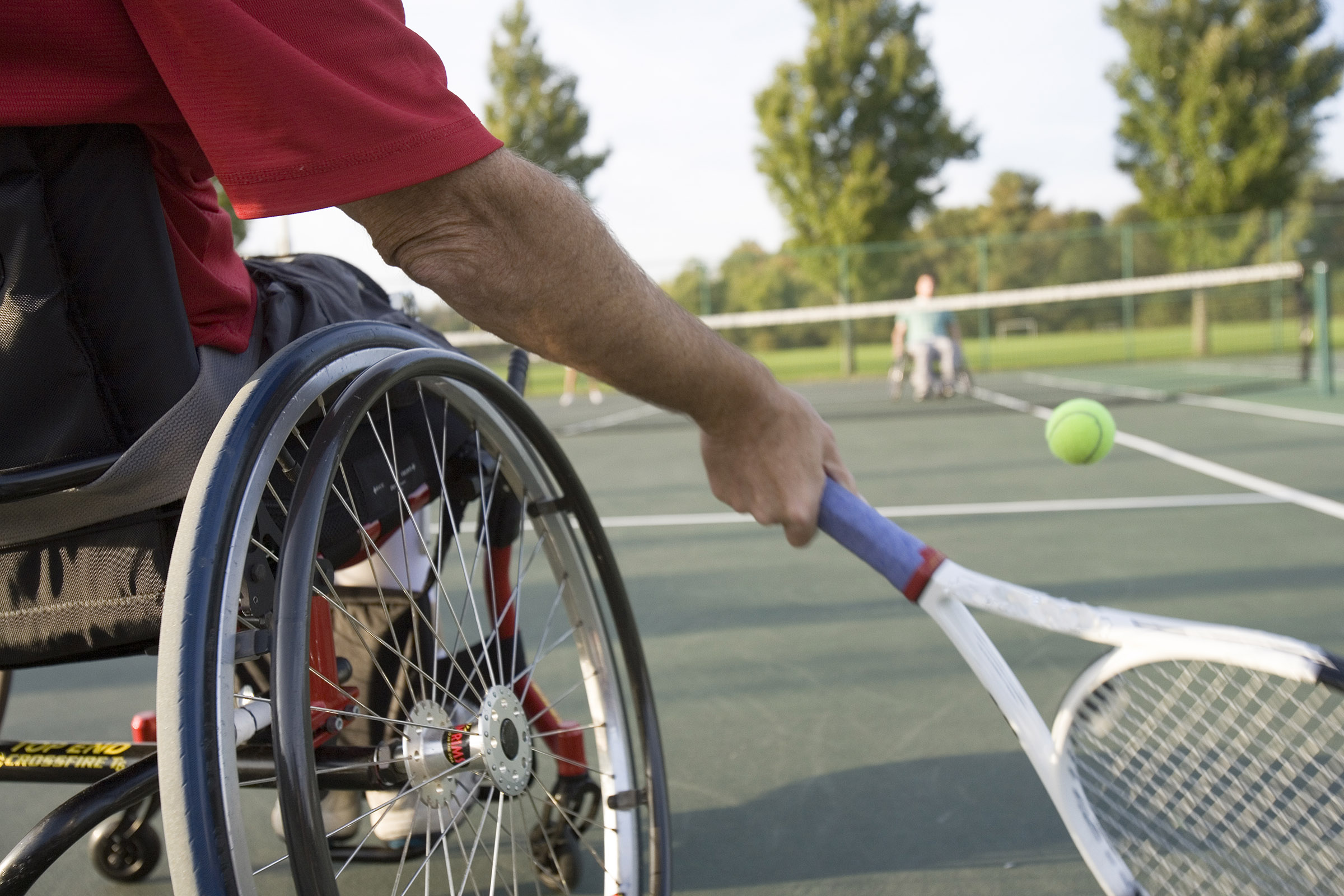 Get fit on the sports courts