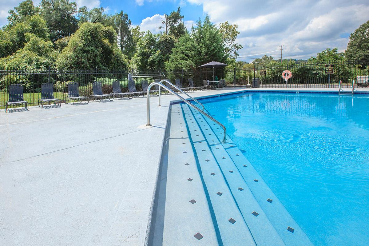 Pool at Waterford Village Apartments