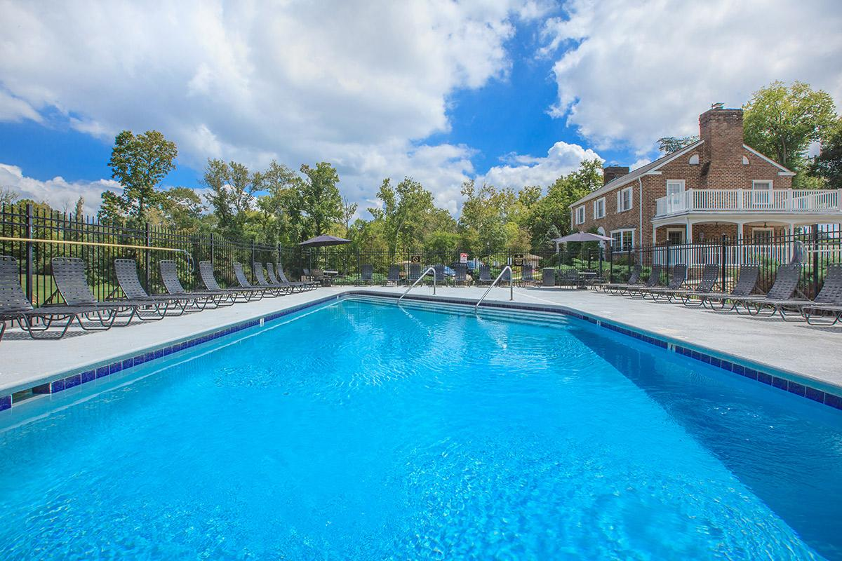 Swimming Pool at Waterford Village in Knoxville TN
