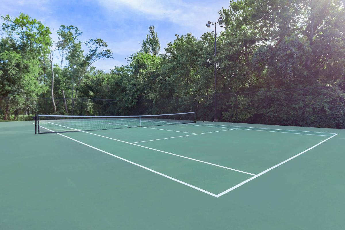 Tennis Courts at Waterford Village in Knoxville, Tennessee