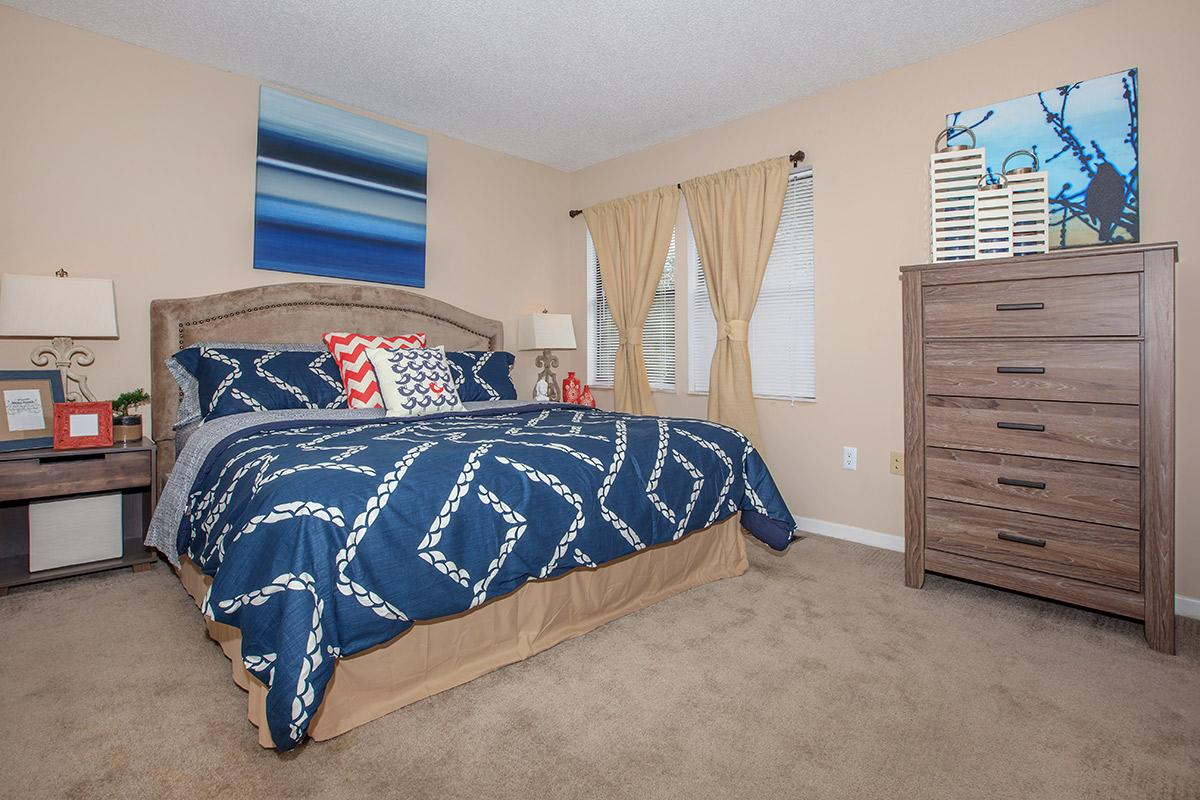 Spacious Bedrooms at Waterford Village Apartments