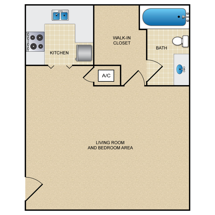 The Sterling - Availability, Floor Plans & Pricing