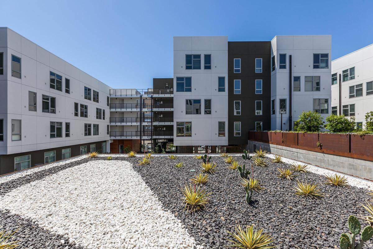 Five 88 Apartments In San Francisco Ca