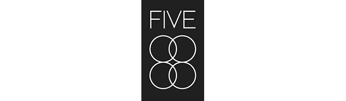 FIVE 88 Logo