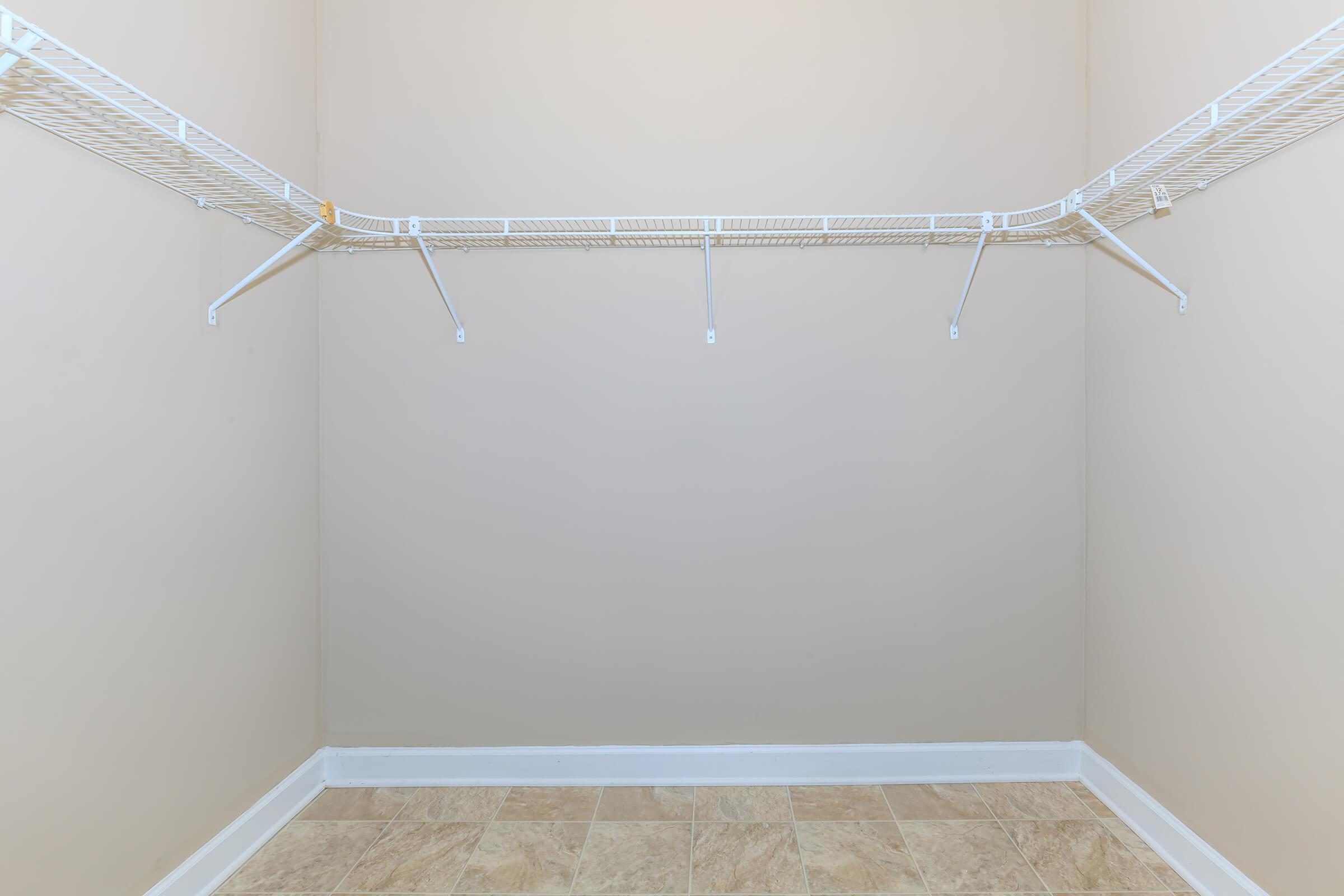 Walk-In Closets At East River Place