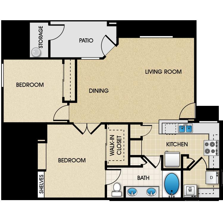 Floor plan image of Talavera