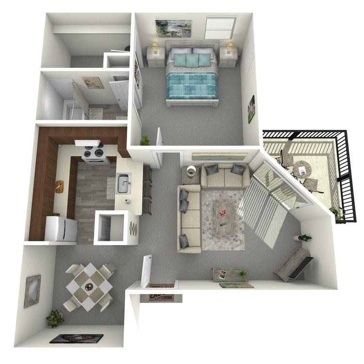 Floor plan image of Poplar