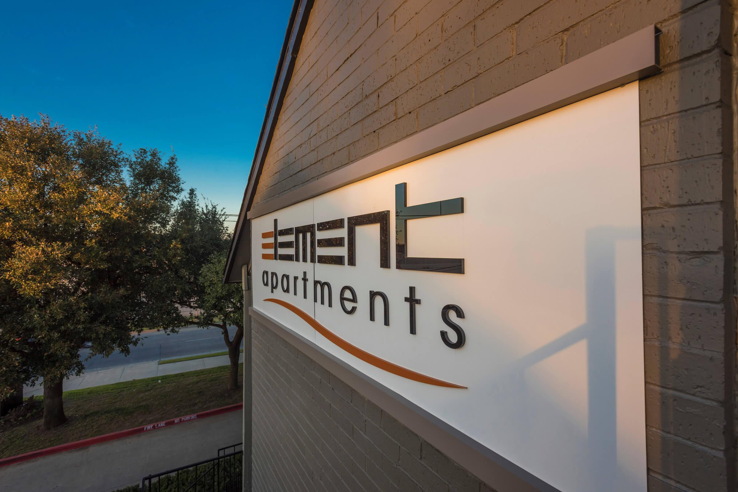 Element Apartments in Arlington, Texas