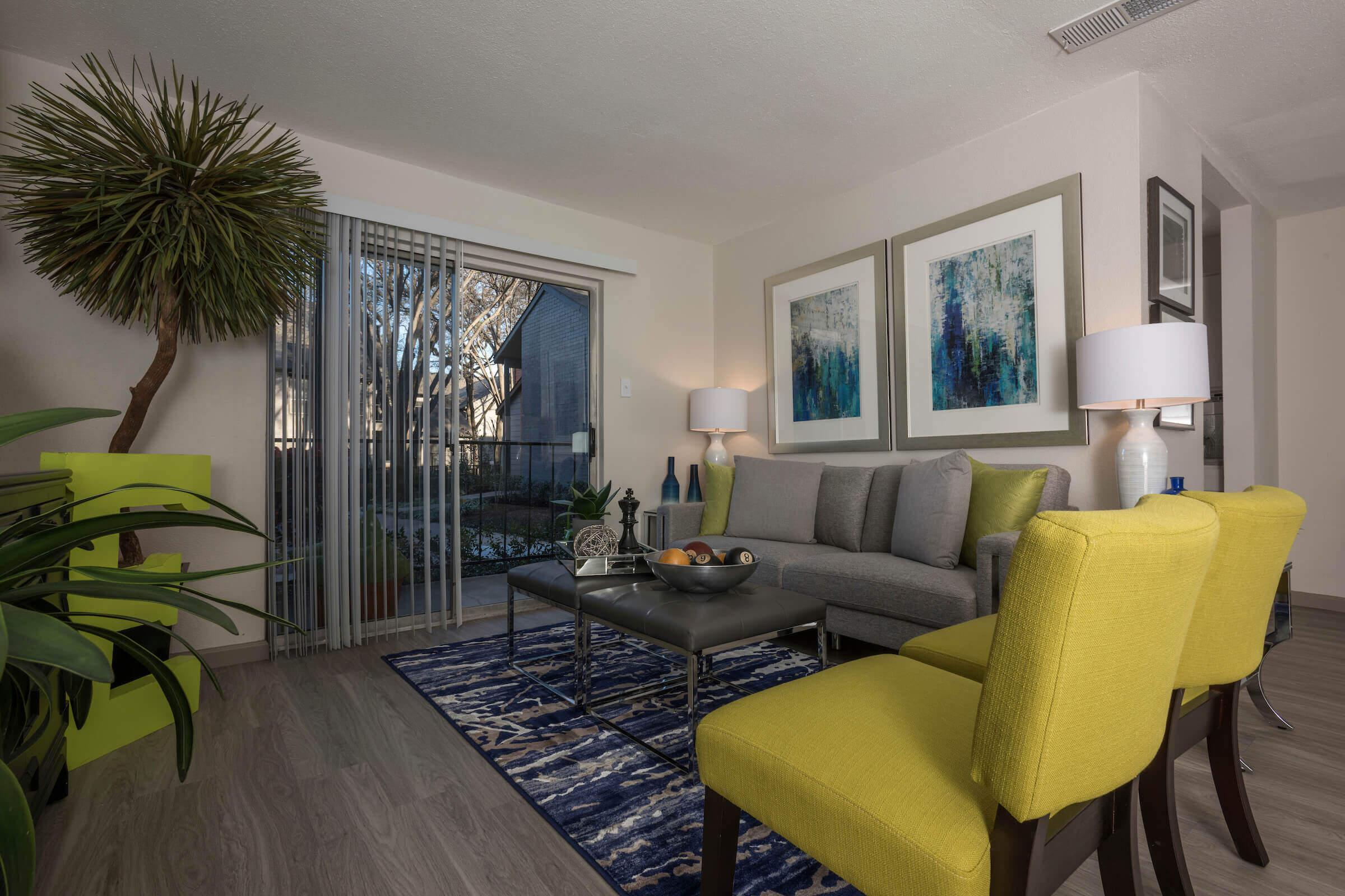 Spacious floor plans at Element Apartments in Arlington, TX