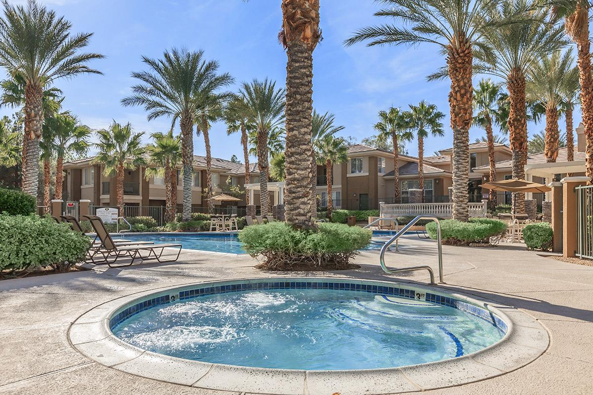 YOUR SCENE AT ST. CLAIR APARTMENTS IN LAS VEGAS, NEVADA