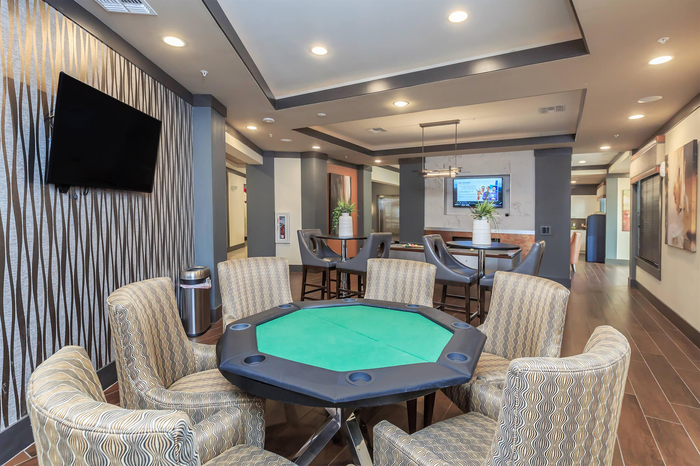 Common Room at RiZE at Winter Springs Apartments in Winter Springs, FL