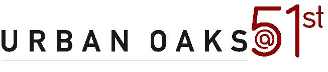 Urban Oaks @ 51st Logo