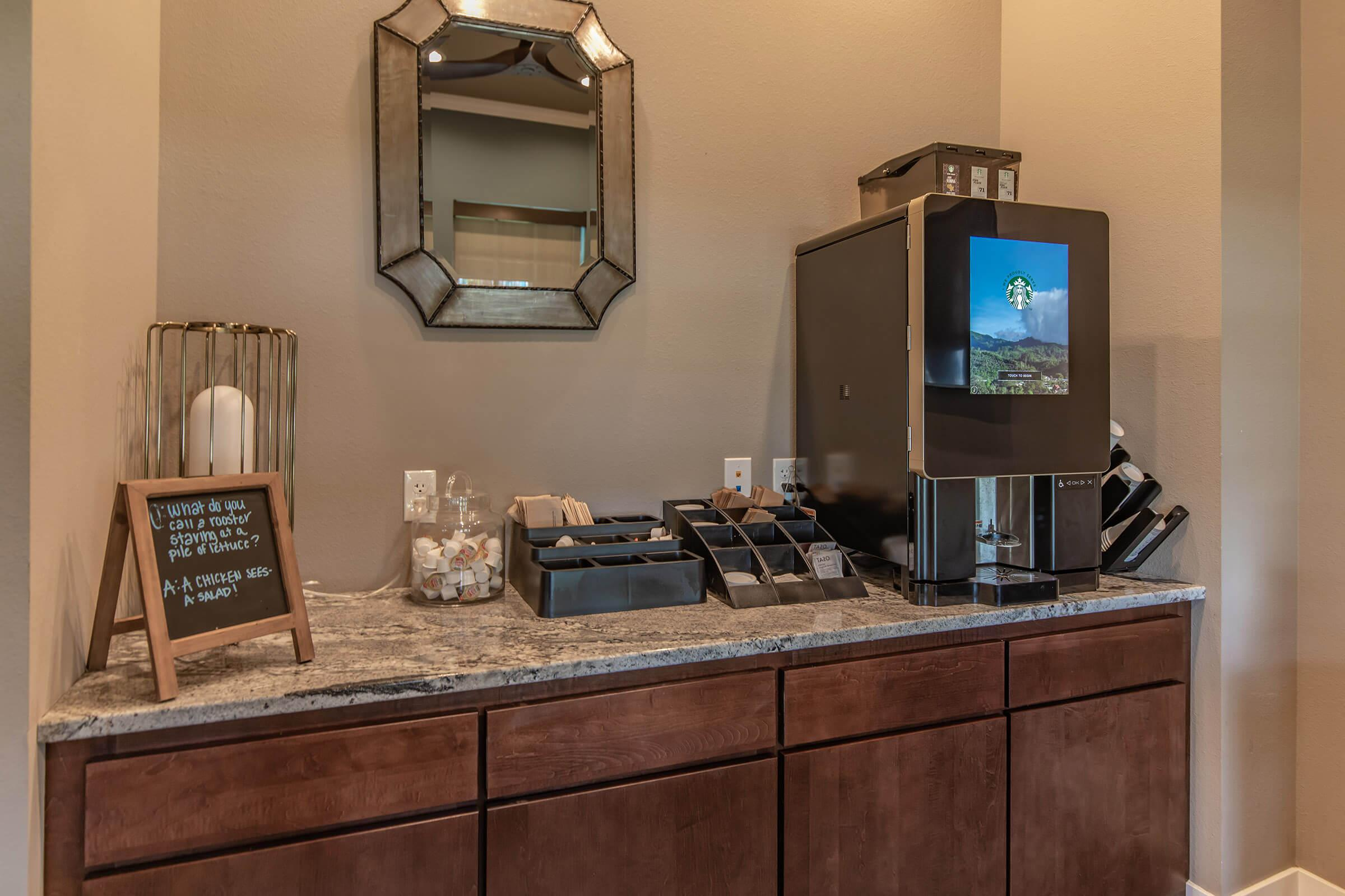 STARBUCKS COFFEE BAR AT VANTAGE AT STONE CREEK IN OMAHA, NE