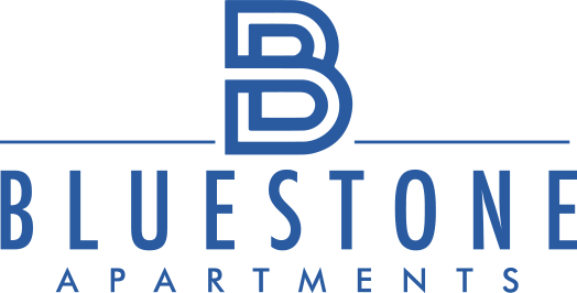 Bluestone Apartments Logo