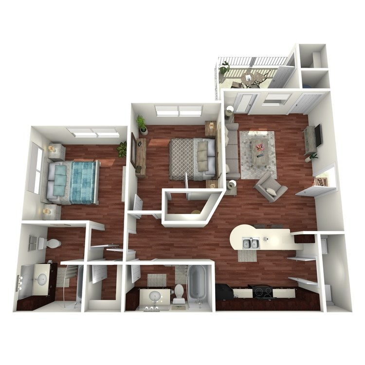 Vista Del Sol floor plan image