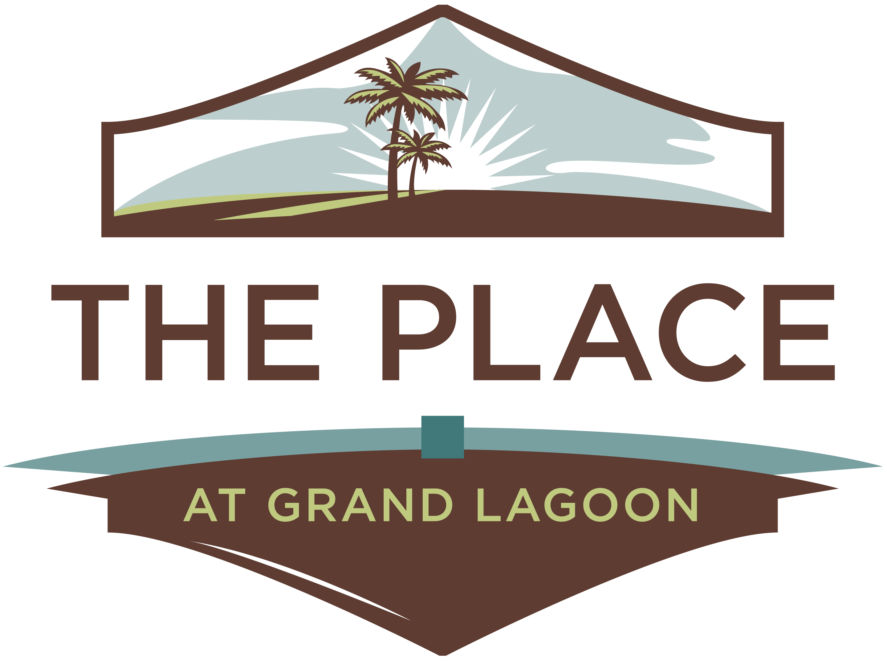 The Place at Grand Lagoon Logo