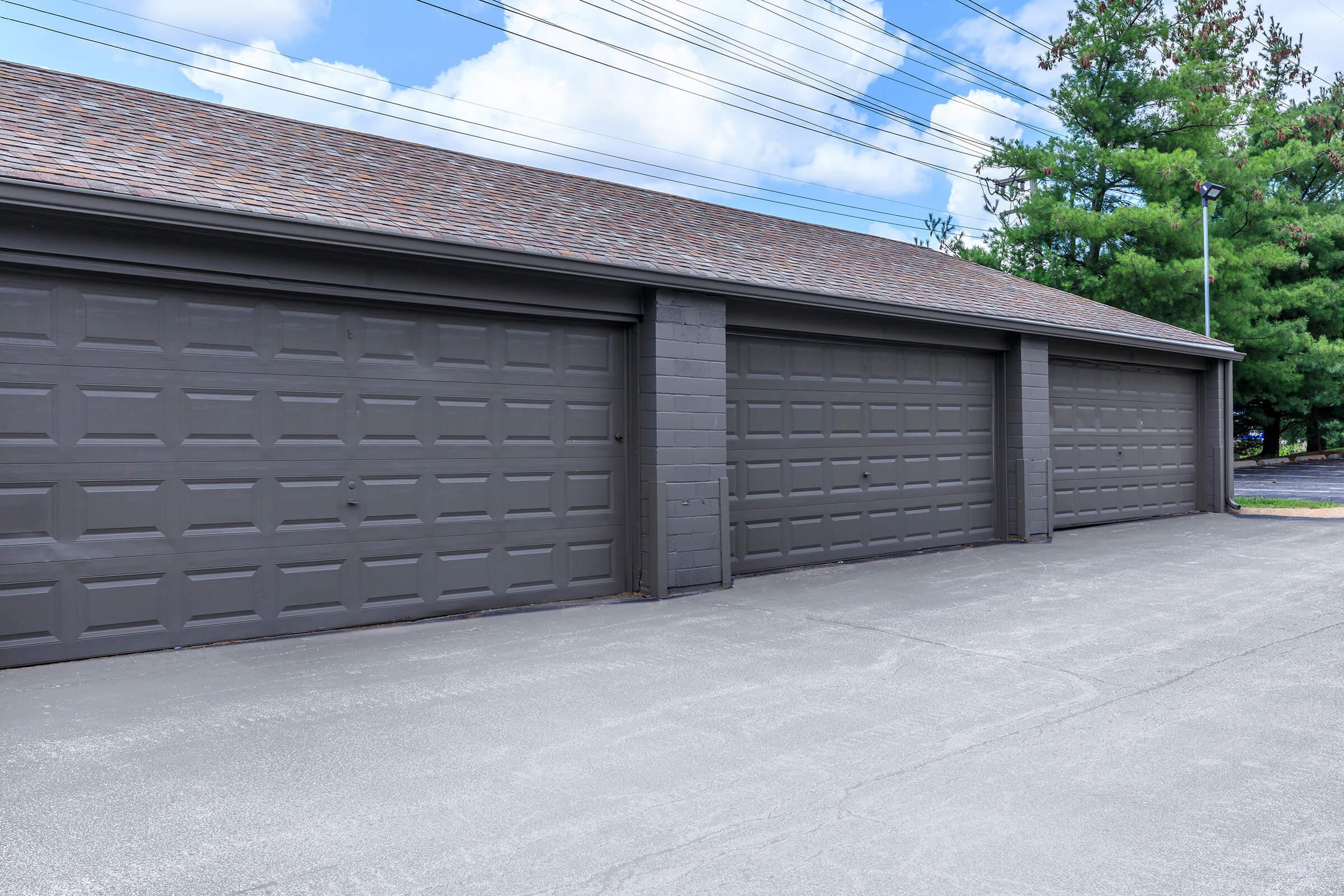 Parking Garages for Rent