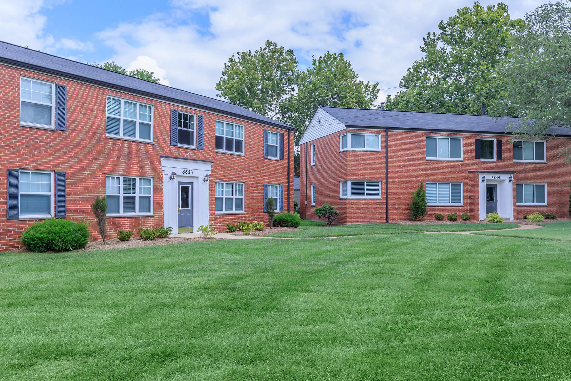 Welcome Home to Your 1, 2 or 3 Bedroom Apartment