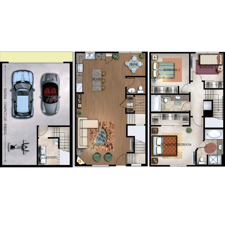 Floor plan image of Vantaggio