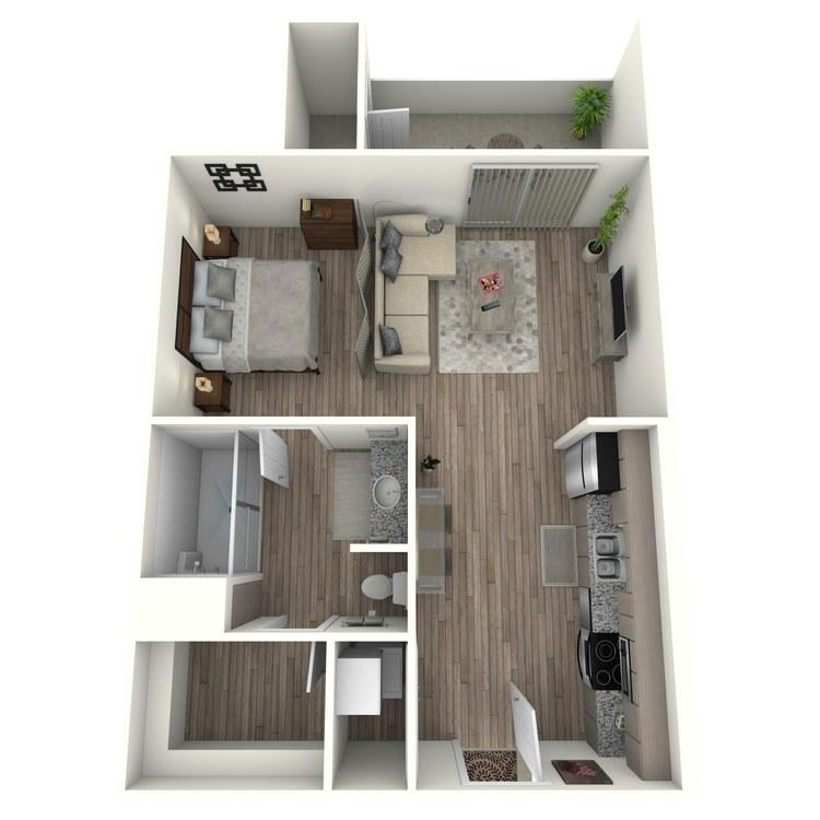 Floor plan image of E4