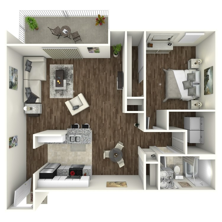 Aruba Premium floor plan image
