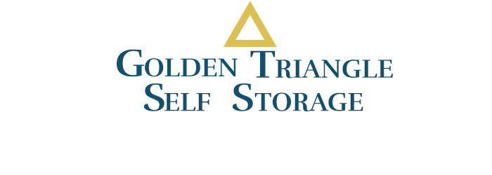 Golden Triangle Self Storage Logo