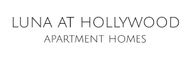 Luna at Hollywood Logo
