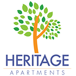 Heritage Apartments Logo