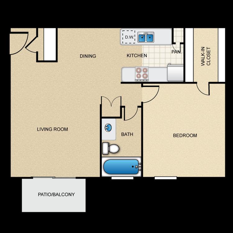 El Dorado Apartments - Availability, Floor Plans & Pricing