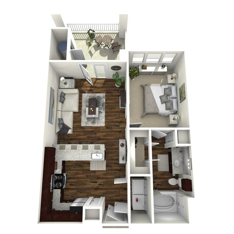Floor plan image of A1 Avalon