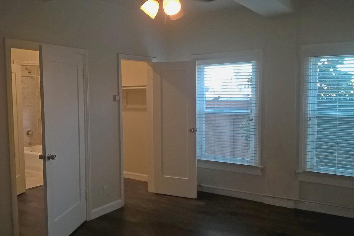 Alexandria Towers U208 Main room to include dressing area into bathroom.jpg