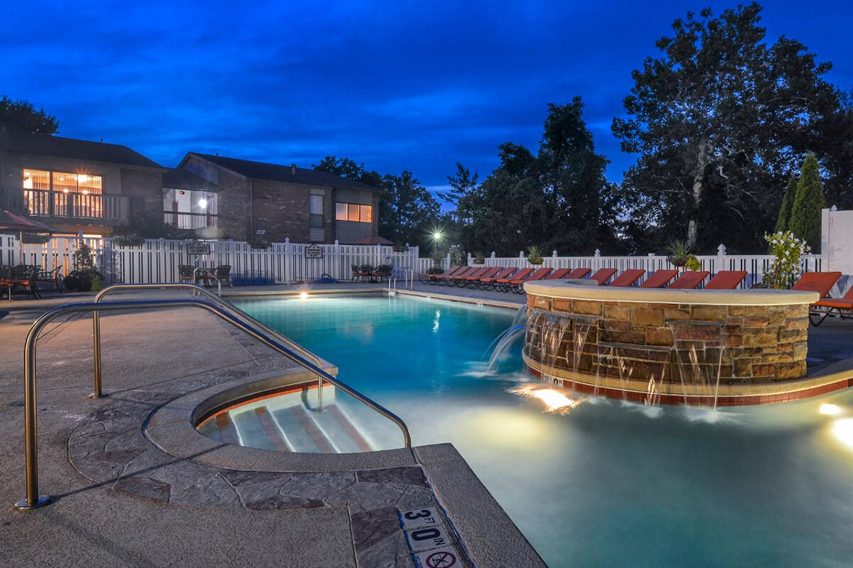 Orchard Village Apartments in Manchester, MO - Swimming Pool 14.jpg