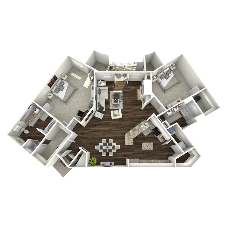 Floor plan image of B5-Mayfair