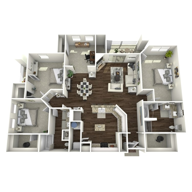 Floor plan image of C2-Mayfair