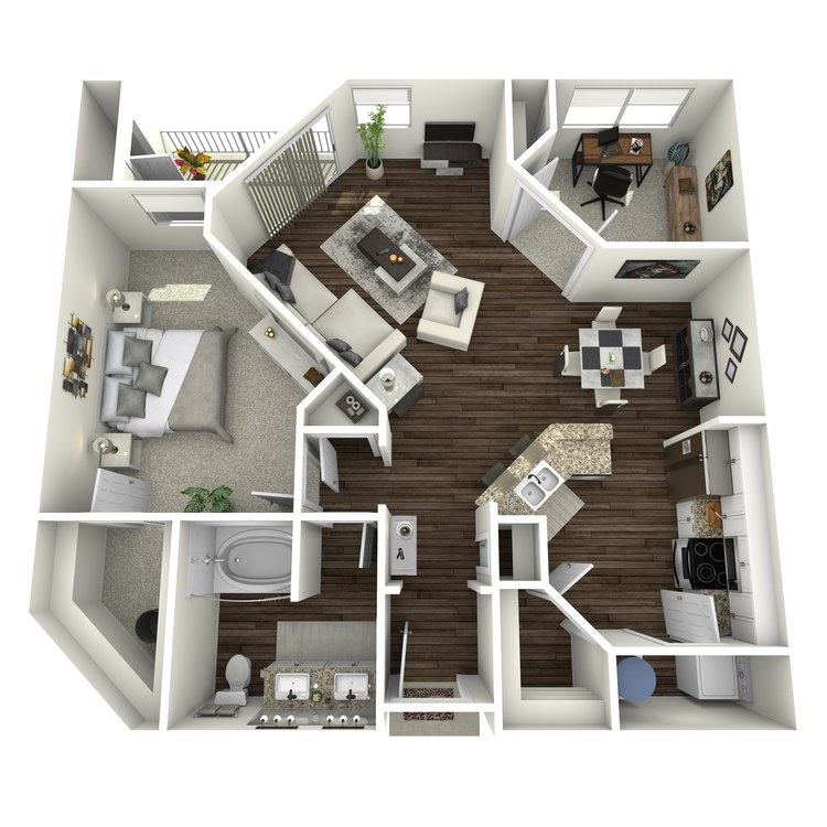 Floor plan image of A2-Mayfair