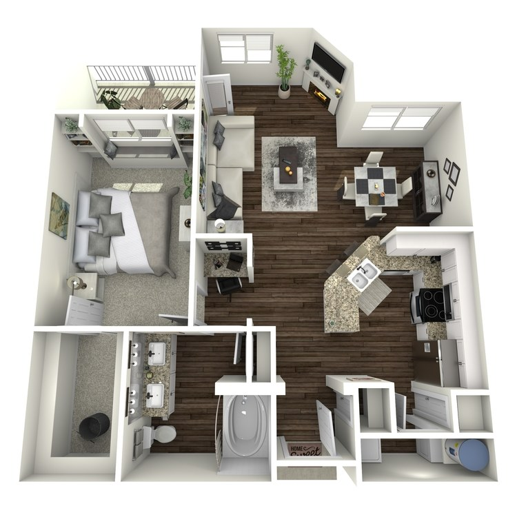 Floor plan image of A1-Mayfair