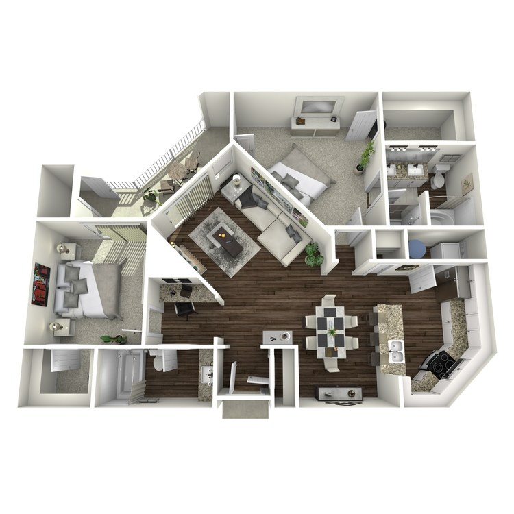 Floor plan image of B2-Mayfair
