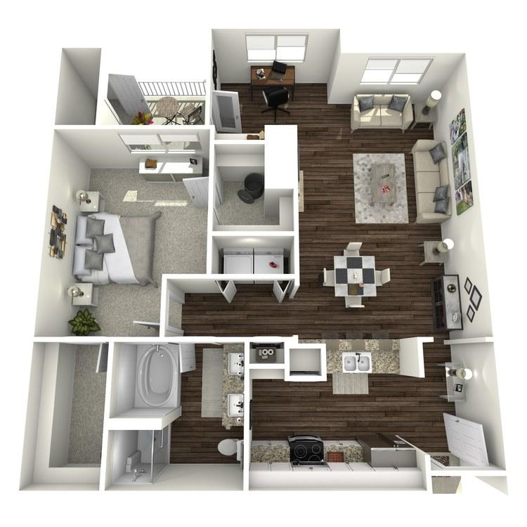 Floor plan image of A3-Mayfair