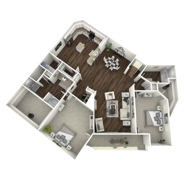 Floor plan image of B7-Mayfair