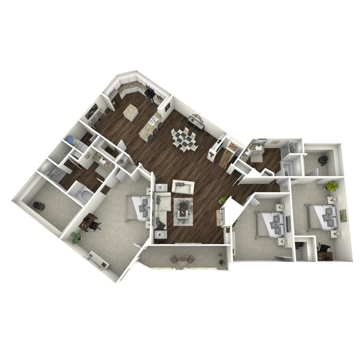 Floor plan image of C3-Mayfair