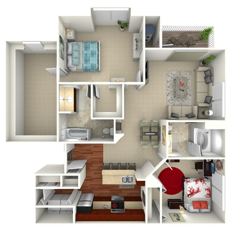 Bradford Select floor plan image