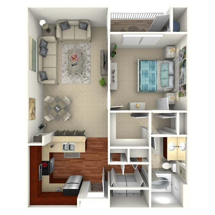 Ashton floor plan image